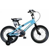 Двухколесный велосипед Royal Baby Freestyle Alloy 5-9 лет RB18B-7