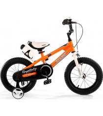 Двухколесный велосипед Royal Baby Freestyle Steel 2-4 года RB12B-6