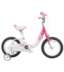 Двухколесный велосипед Royal Baby Sakura Steel 2-4 года RB12-19