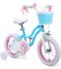 Двухколесный велосипед Royal Baby Stargirl Steel 4-6 лет RB16G-1