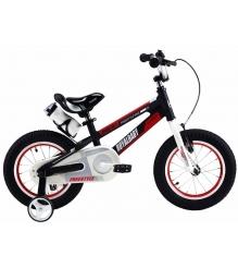 Двухколесный велосипед Royal Baby Freestyle Space №1 Alloy RB12-17 Черный