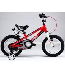 Двухколесный велосипед Royal Baby Freestyle Space №1 Alloy RB14-17 Красный