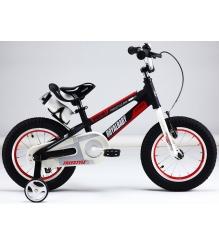 Двухколесный велосипед Royal Baby Freestyle Space №1 Alloy RB18-17 Черный
