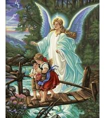 Раскраска по номерам Schipper Ангел 9130364