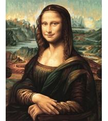 Раскраска по номерам Schipper Мона Лиза Леонардо да Винчи 9130511