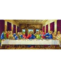 Раскраска по номерам Schipper Тайная вечеря Леонардо да Винчи 9220441