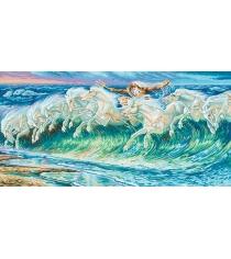 Раскраска по номерам Schipper Лошади Нептуна Вольтер Крейн 9220711