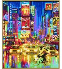 Раскраска по номерам Schipper Нью-Йорк 9360555