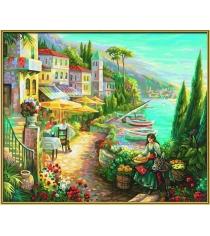 Раскраска по номерам Schipper Белла Италия 9360557