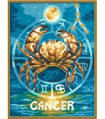 Раскраска по номерам Schipper Знаки Зодиака Рак 9390675...