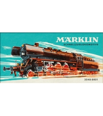 Раскраска по номерам Schipper Marklin Паровоз 9410685