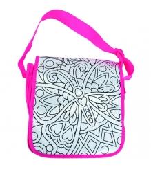 Детская сумка раскраска Color Me Mine Change Бабочка и 5 маркеров 6371460...