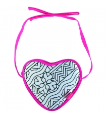 Детская сумочка раскраска Color Me Mine Change Сердечко и 4 маркера 6371459
