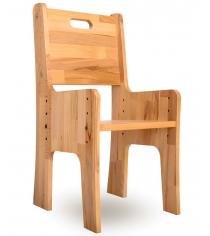 Детский ортопедический стул Школярик растишка С300 бук