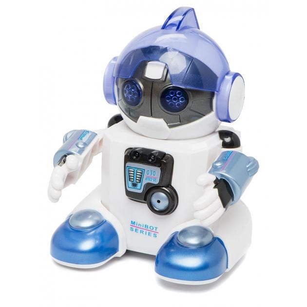 Умный робот Silverlit Jabber реагирующий на звуки и танцующий 88309S