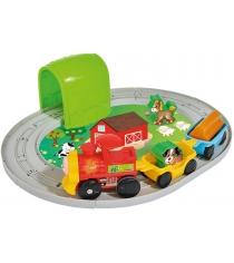 Развивающая игрушка Simba Железная дорога 4018138