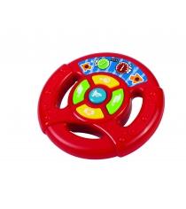 Игровой руль Simba ABC со звуками и мигающими огнями 4019636
