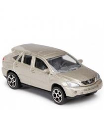 Majorette 7.5 см Lexus бежевая 205279
