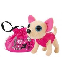 Собачка Chi Chi Love Мини Модная принцесса с сумочкой 5890645...
