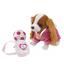 Собачка Chi Chi Love Кокер спаниель с рюкзаком медалью и мячиком 5894233...