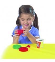 Набор пластилина Simba Art Fun из 5 цветов в баночках 6322899...
