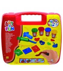 Набор для творчества Simba Art Fun в красном чемоданчике 6330639...