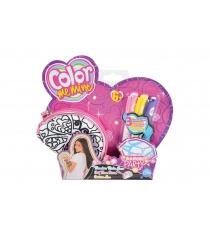 Детская сумка раскраска Color Me Mine Алмазный блеск форме луны 3 перманентных маркера 6372200