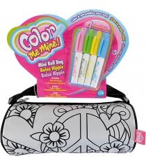 Сумочка для раскрашивания Color Me Mine С 4 перманентными маркерами 6373342