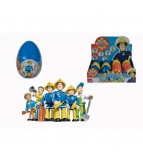 Фигурка в яйце Simba Пожарный Сэм с аксессуарами в ассортименте 9251015