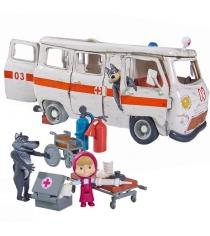 Кукла Маша набор скорая помощь 9309863