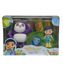 Игровой набор Simba Висспер, Пэгги и Дэн 9358416