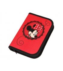 Пенал Scooli Minnie Mouse, 30 позиций MI13044