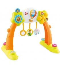 Интерактивная развивающая игрушка Smoby Развивающий центр 2 в 1 110221