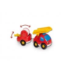 Пожарный автомобиль Smoby с прицепом 211061