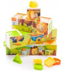 Развивающие кубики Smoby 211126
