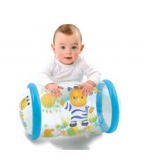 Игровой цилиндр Smoby Cotoons Надувной с шариками Blue 211318