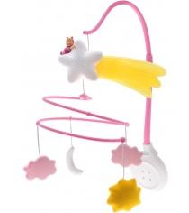 Мобиль на кроватку Smoby Розовый 211338