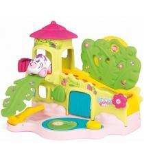Музыкальная игрушка Smoby Animal Planet Домик в джунглях 211393