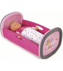 Кроватка для куклы Smoby Baby Nurse 220313