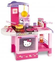 Детская кухня Smoby Hello Kitty 24010