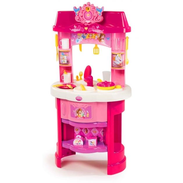 Детская кухня Smoby Принцессы Дисней 24023