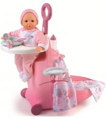 Набор для пупса в чемодане Smoby Baby Nurse 24032