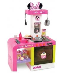 Детская кухня Smoby Cheftronic Minnie 24197