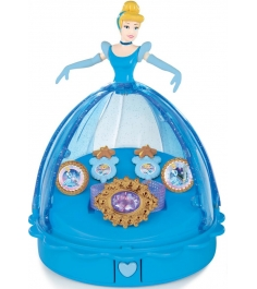 Кукла - шкатулка Smoby Принцессы Диснея 24228