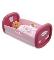 Кроватка для куклы Smoby Baby Nurse 24700