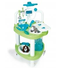Набор доктора ветеринарная мини клиника Smoby 24650