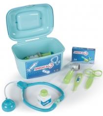 Игрушки больница Smoby Набор доктора в чемодане 24656...
