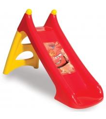 Горка детская пластиковая Smoby Тачки 310146