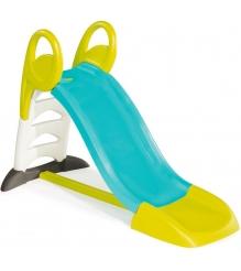 Горка детская пластиковая Smoby KS синяя 310269