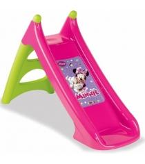 Горка детская пластиковая Smoby XS Minnie 310275